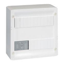 PACK Tableau électrique 3 rangées, GTL et Coffret de communication LEGRAND