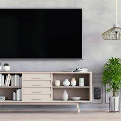 Ovalis - prise TV/R/SAT - sans plaque de finition -Anthracite- S461461