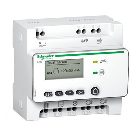COMPTEUR D'ENERGIE WISER - EER39000 - SCHNEIDER ELECTRIC