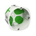Boite d'encastrement 1 poste diam.68mm - BBC - IMT35001
