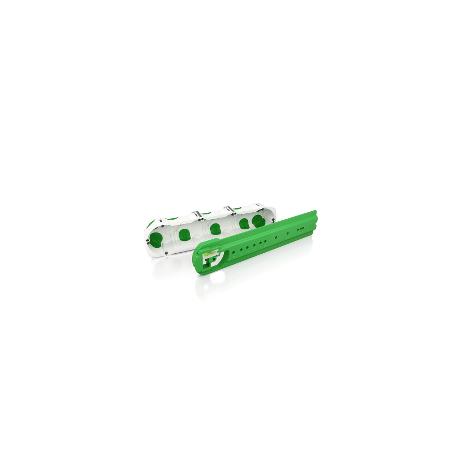 Boite d'encastrement 4 postes diam.67mm - BBC - IMT35033