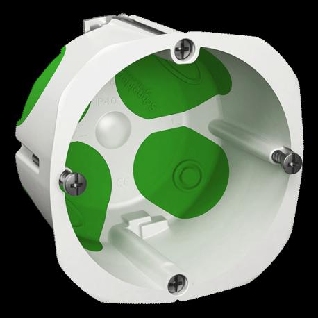 Multifix Air, boîte étanche  1 poste diam.85mm - BBC - IMT35034