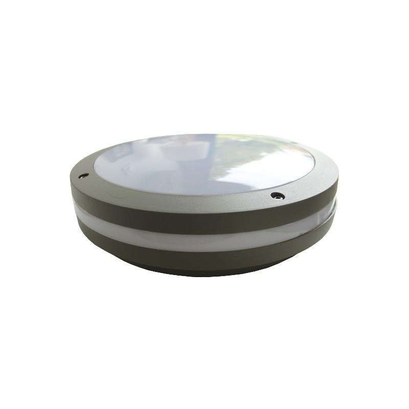 hublot leds corps en fonte d 39 aluminium et vasque. Black Bedroom Furniture Sets. Home Design Ideas