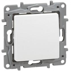 Interrupteur ou va-et-vient Niloe - 10 AX - 250 V - Pur