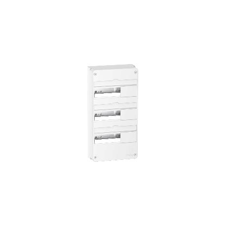 Coffret RESI9 3 RANGEES - SCHNEIDER - R9H13403