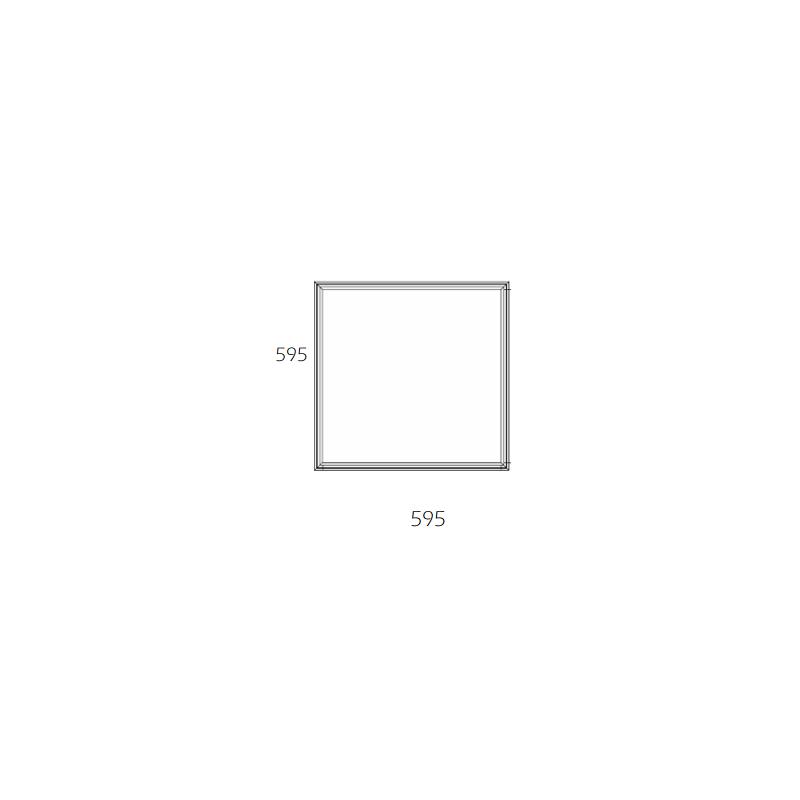encastr leds pour faux plafonds id al pour le remplacement des encastr s fluoresents e. Black Bedroom Furniture Sets. Home Design Ideas