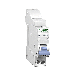 D'CLIC 1Ph+N 32A embrochable XE - 16729 - SCHNEIDER ELECTRIC
