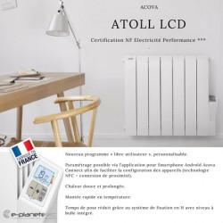 ATOLL LCD - ACOVA