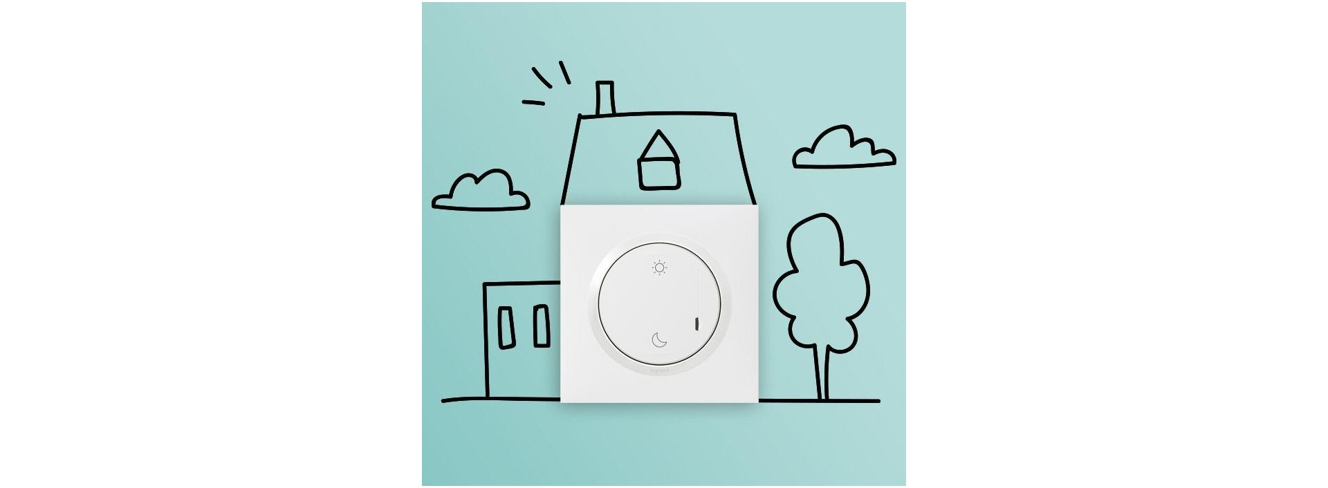 Appareillage Electrique : Prise et interrupteur Détecteur de mouvement