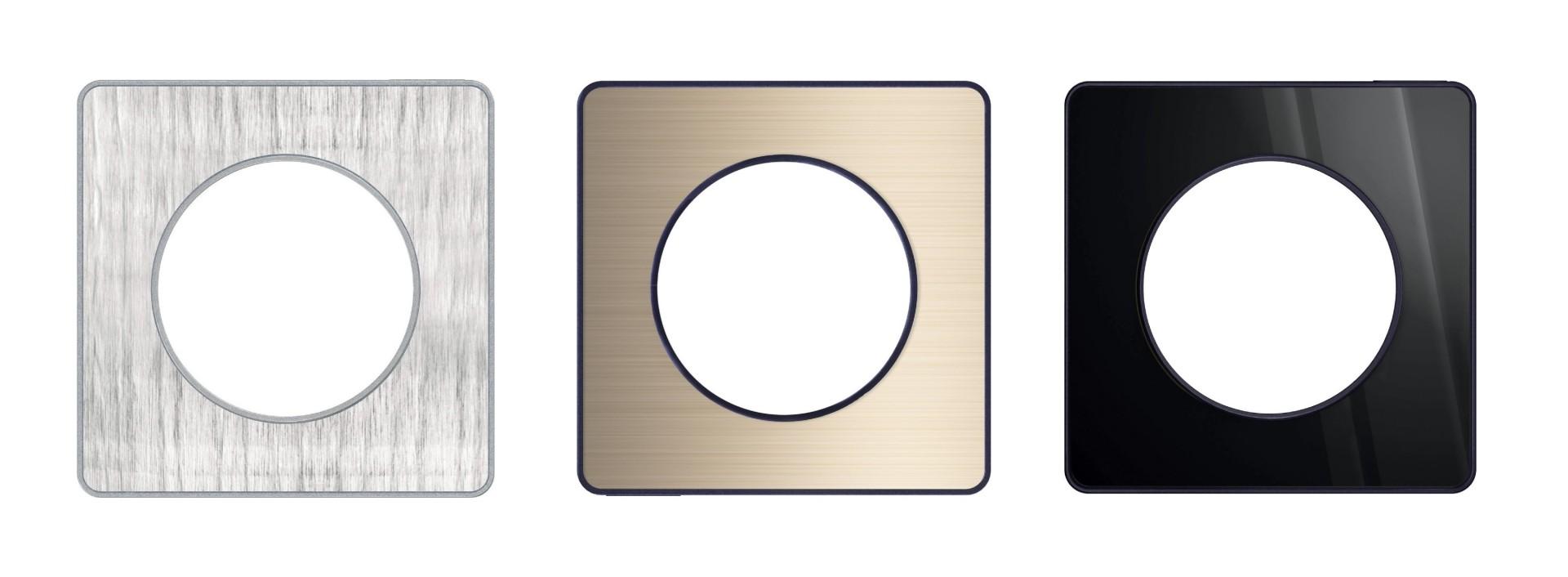 - Plaque Odace Touch - E-Planetelec
