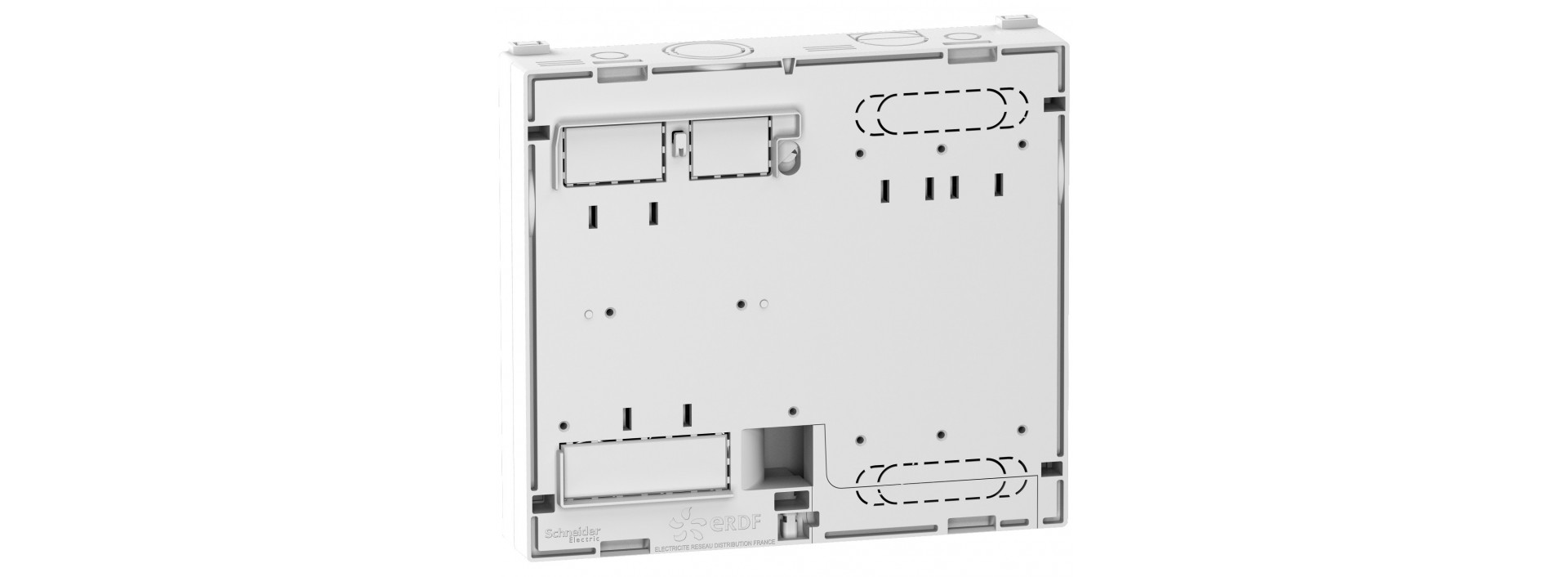 Platine & disjoncteurs EDF